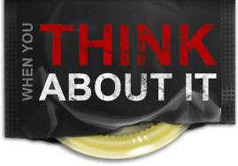 WHEN YOU THINK ABOUT IT